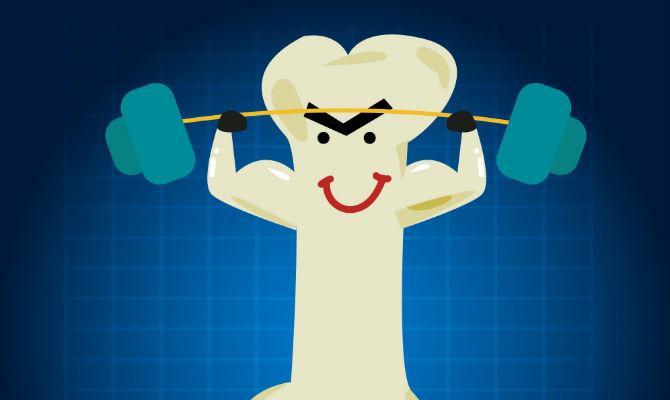 12 روش طبیعی برای ساخت استخوانهایی سالم