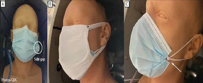 2 ماسک روی هم؛ از کرونای قویتر تا کاربرد و اثر گذاری/ نتایج آزمایش حالت های مختلف کاربرد 2 ماسک باهم