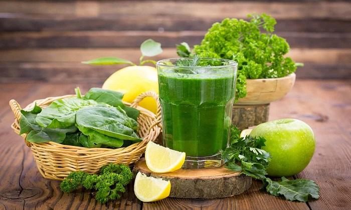 5 اسموتی سبز برای کمک به کاهش وزن