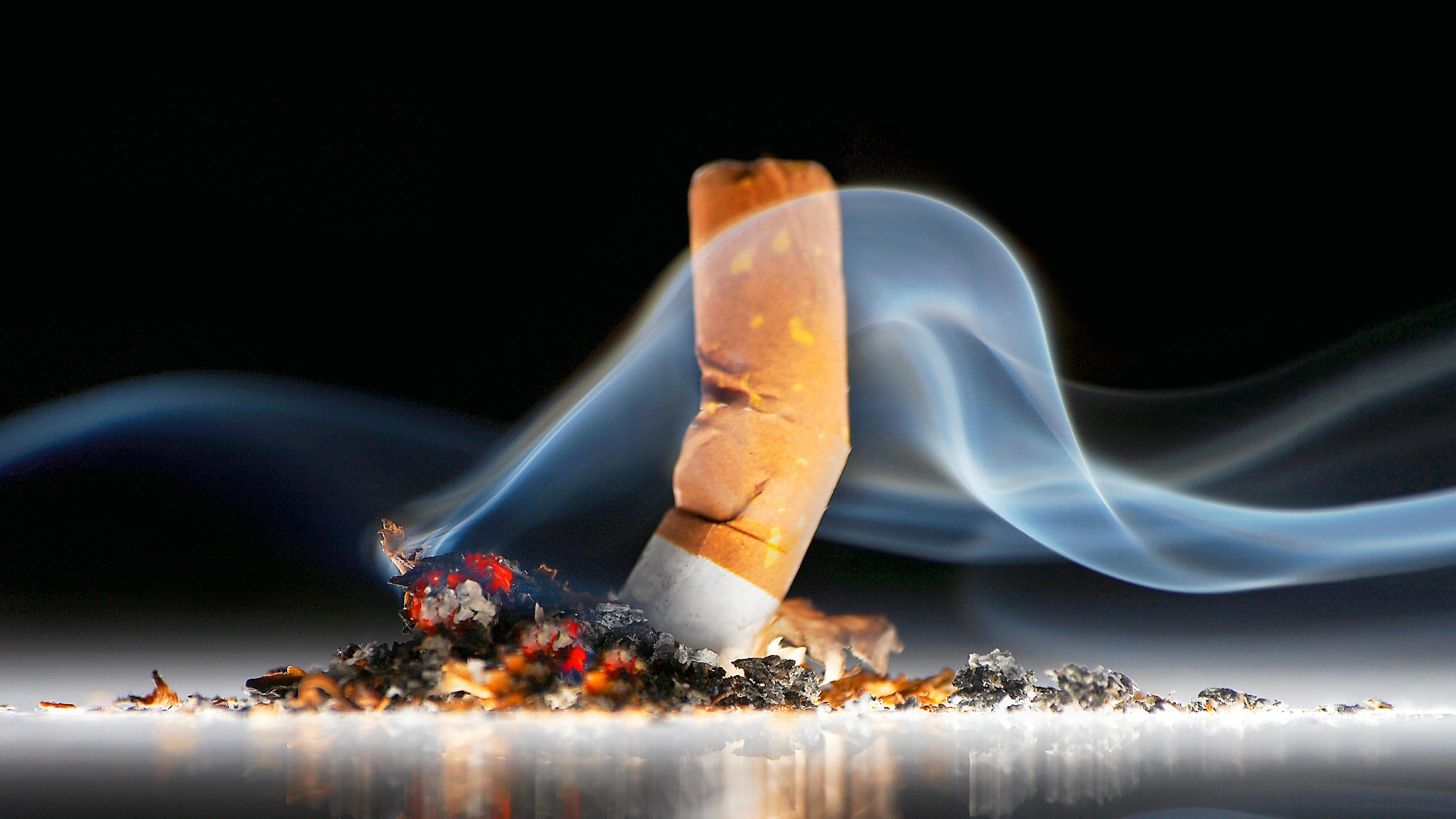 تغییر میل به سیگار