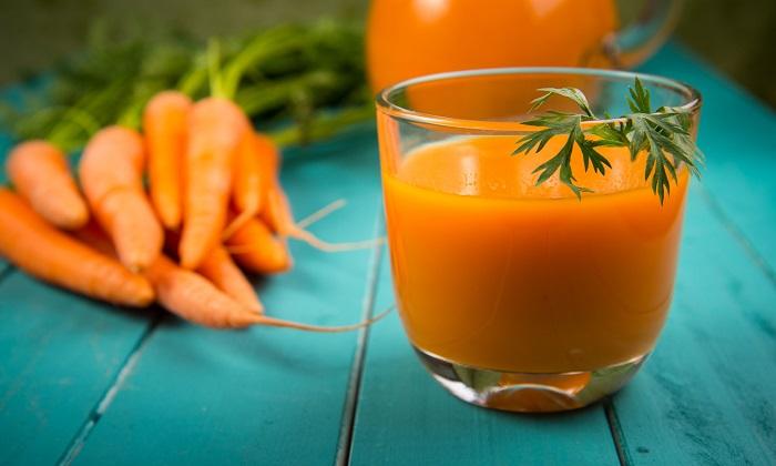آب هویج و 8 فایده جالب توجه آن برای سلامت انسان