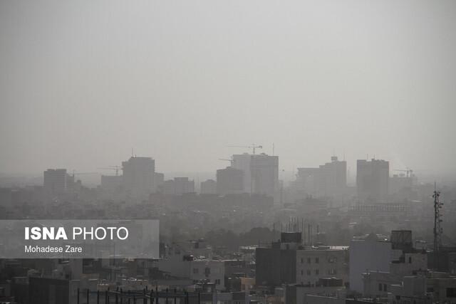 آمارهایی از شاخص کیفی هوای پایتخت/ تهرانیها از ترددهای غیرضروری خودداری کنند