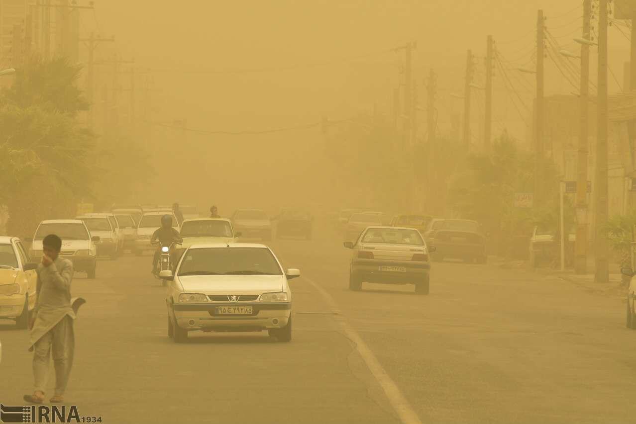 ادامه آلایندگی هوای شهرهای بزرگ تا 2 روز آینده