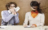 از خطر سرماخوردگی و آنفولانزای فصلی در امان باشید
