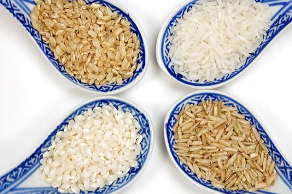 از فواید برنج قهوهای