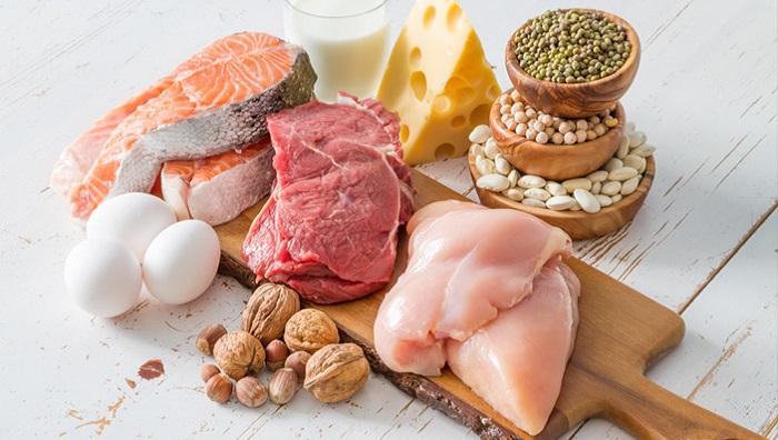 آنچه به واسطه مصرف ناکافی پروتئین رخ میدهد