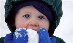بایدها و نبایدهای خوردن برف
