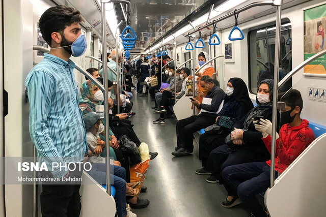 بدبینی مردم تهران