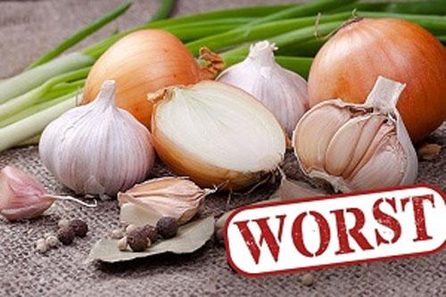 خوراکی های مضر برای سندروم روده تحریک پذیر