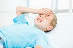 درمان میگرن در کودکان