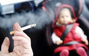 دود دخانیات کودکان را دچار عفونت گوش می کند