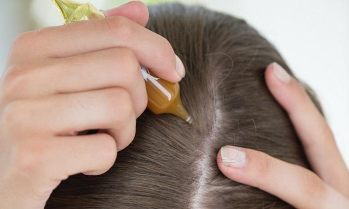 تقویت رشد مو با استفاده از روغن کرچک