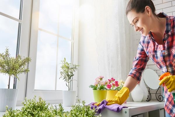 راهکارهایی ساده برای پالایش هوای خانه