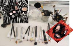 روش ضدعفونی و استریل کردن لوازم آرایش