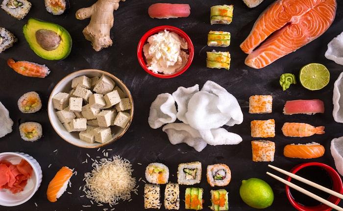 زندگی سالم با طعم ژاپنی!