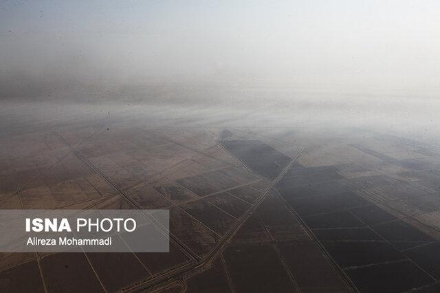 شهرداری اهواز: تا دو سه روز آینده دود از اهواز میرود