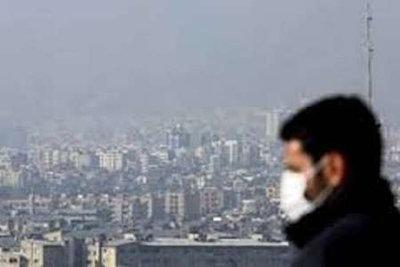 """عامل بالارفتن """"اُزن"""" در تهران چیست؟"""