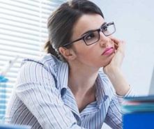 علت بیحوصلگی در محیط کار