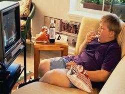 عوامل چاقی کودکان