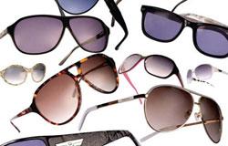 عینک آفتابی چه رنگی بخریم قهوه ای یا دودی