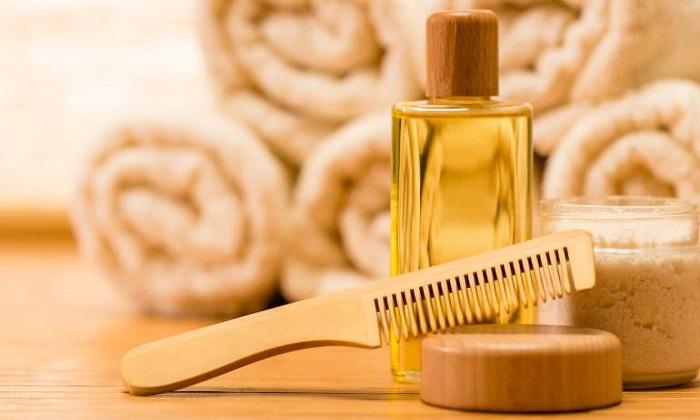 فرمول روغنی برای تقویت و تسریع رشد مو