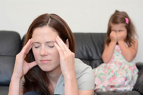 مادران افسرده, فرزندان افسرده تربیت می کنند