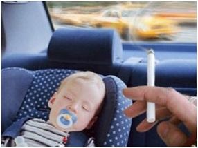 مادران سیگاری صاحب کودکان چاق میشوند