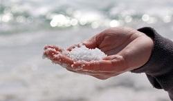نمک دریا عامل انتقال بیماریهای شیمیایی و عفونی
