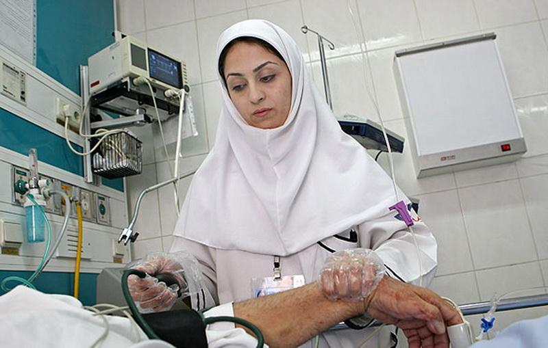 پرستاری در ایران