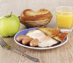 حتما قبل از ورزش صبحانه بخورید
